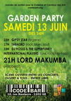2015-06-13 Garden Party - Gipsy Star, Tabasko, DJ Hosss & The Superfunky, International Players, Lord Makumba + Scène ouverte