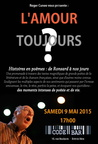 2015-05-09 - Roger Cuneo - L'Amour Toujours
