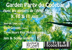 2016.06.09 Garden Party - Enno Geissler, Three Hours Past Midnight, JAM + Scène ouverte