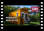 A container village for Geneva's homeless